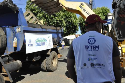 Cidade Limpa termina nesta semana em Votuporanga