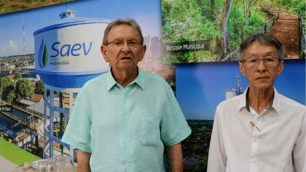 Saev Ambiental instalará equipamento para melhorar fornecimento de água aos moradores do Sonho Meu