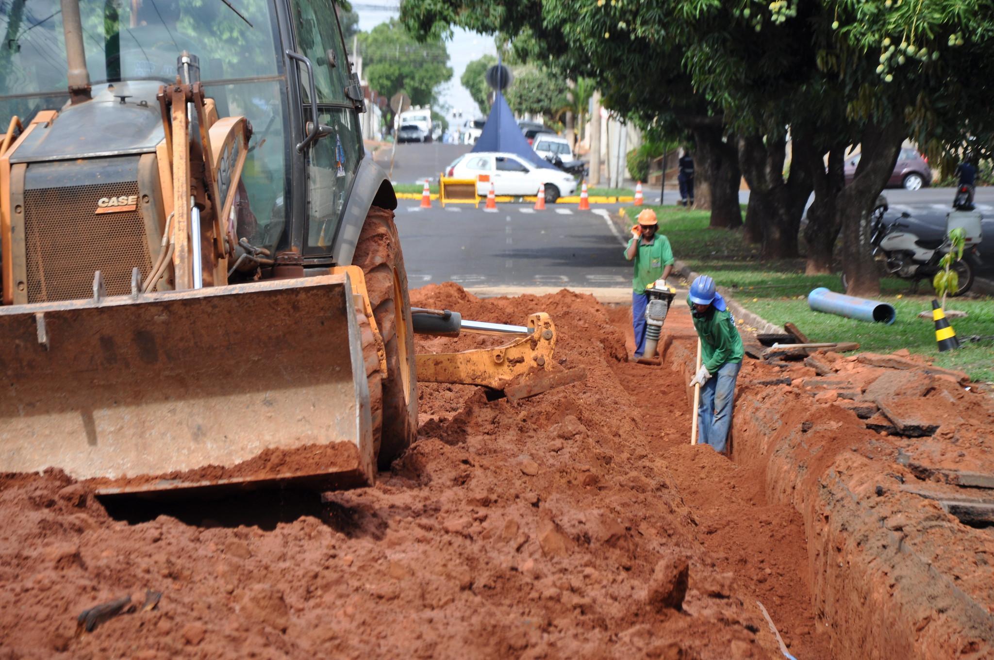 Entrega da ampliação do sistema de abastecimento de água em bairros da Região Oeste será nesta sexta-feira