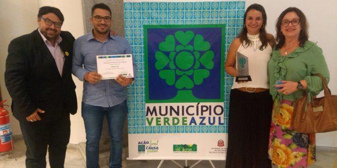 Votuporanga é certificada pela 9ª vez e sobe 15 posições no Município Verde Azul