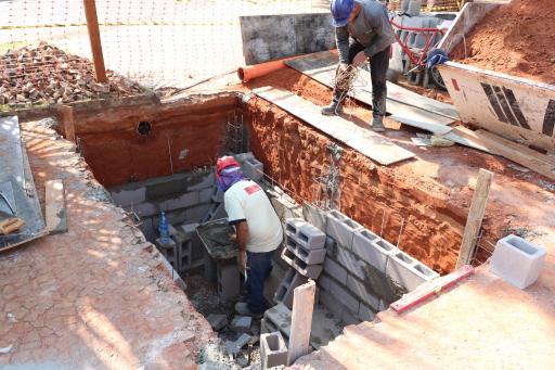 Saev Ambiental implanta novas lixeiras subterrâneas para armazenamento de lixo