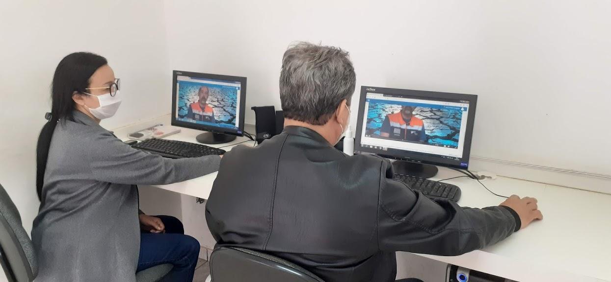 Operação Corta Fogo: Saev Ambiental e Defesa Civil participam de capacitação online sobre queimadas